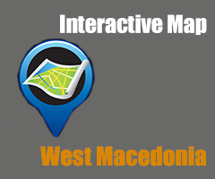 Interactive Map of West Macedonia
