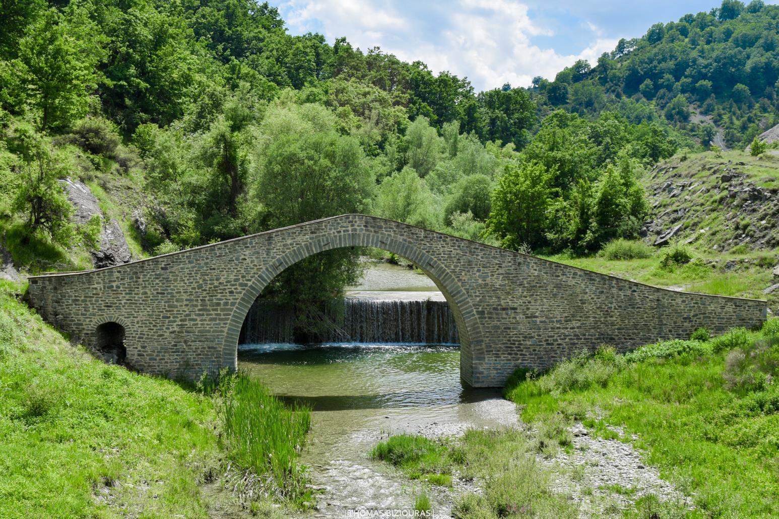 Γεφύρι του Παλιομάγερου © Θωμάς Μπιζιούρας