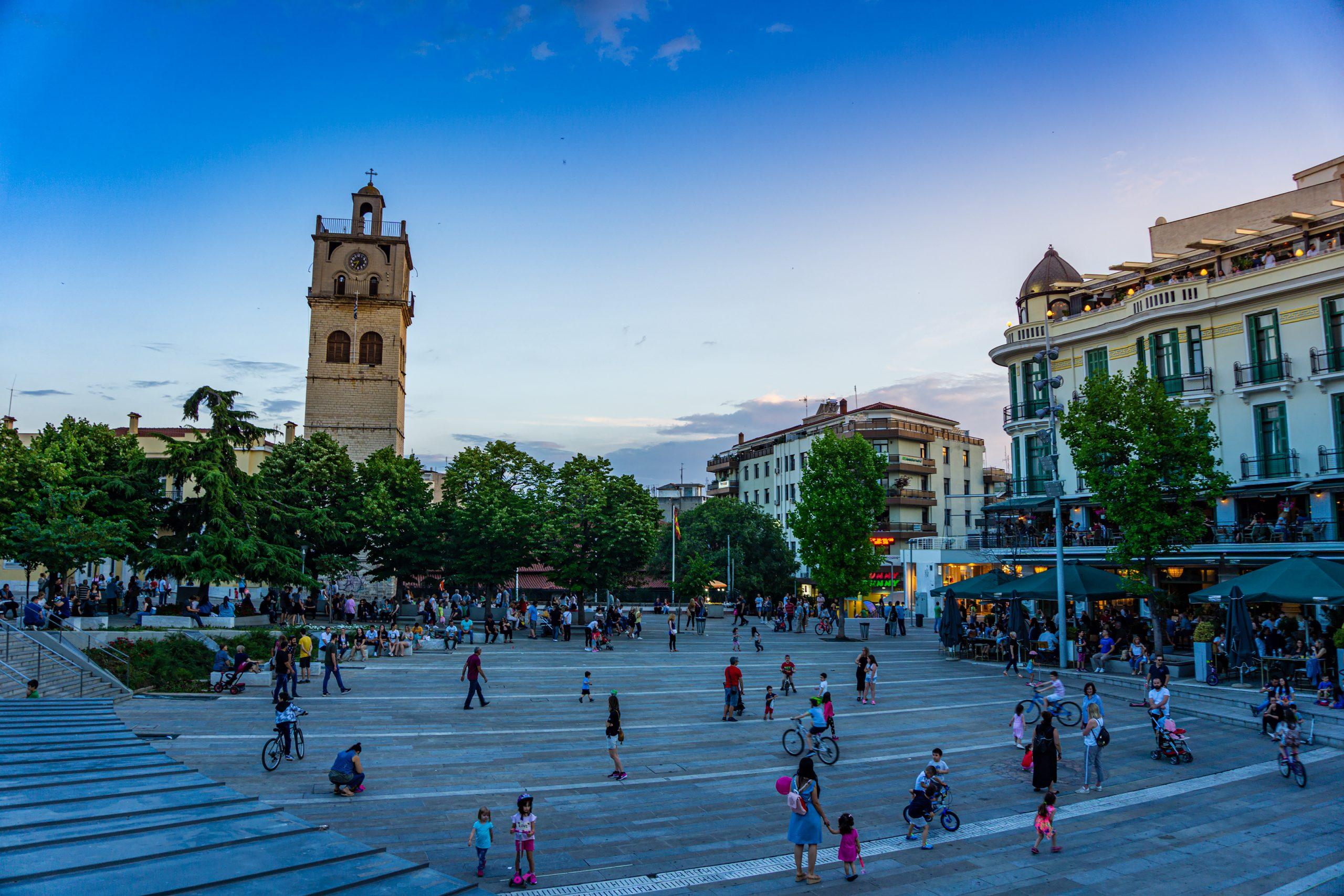 Main Square Kozani