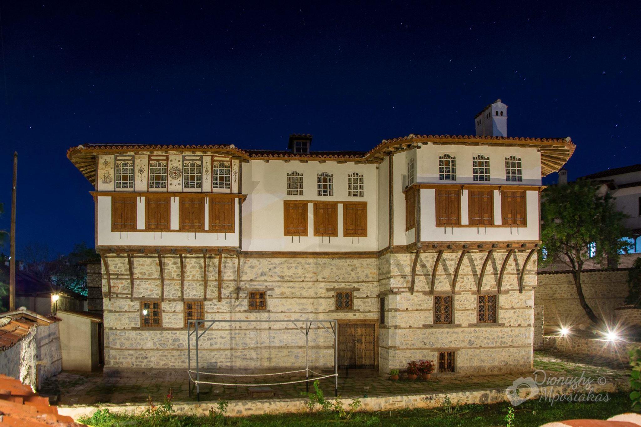 Αρχοντικό Πουλκως © Dionisis Mposiakas