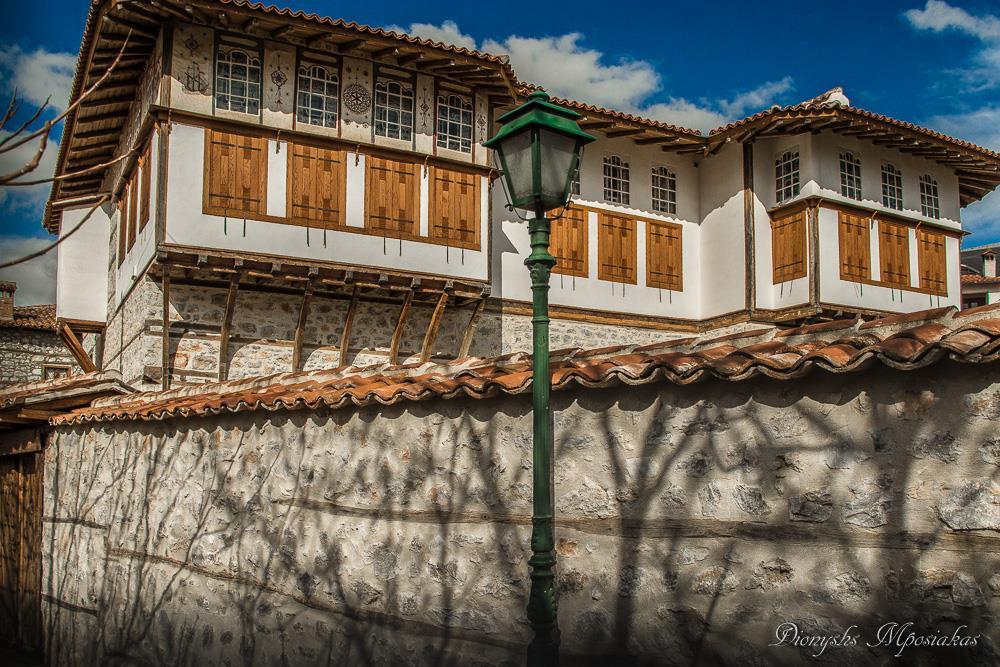 Αρχοντικό στη Σιάτιστα © Dionisis Mposiakas