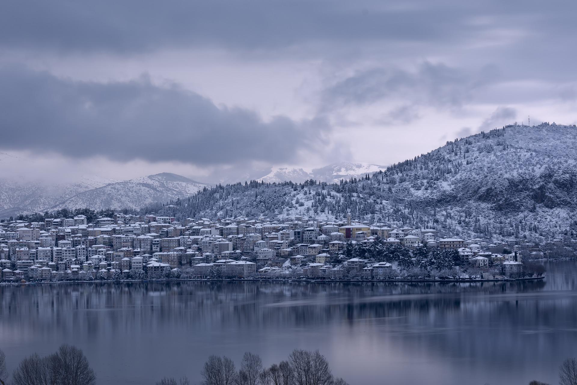 kastoria winter © ioannis ioannidis