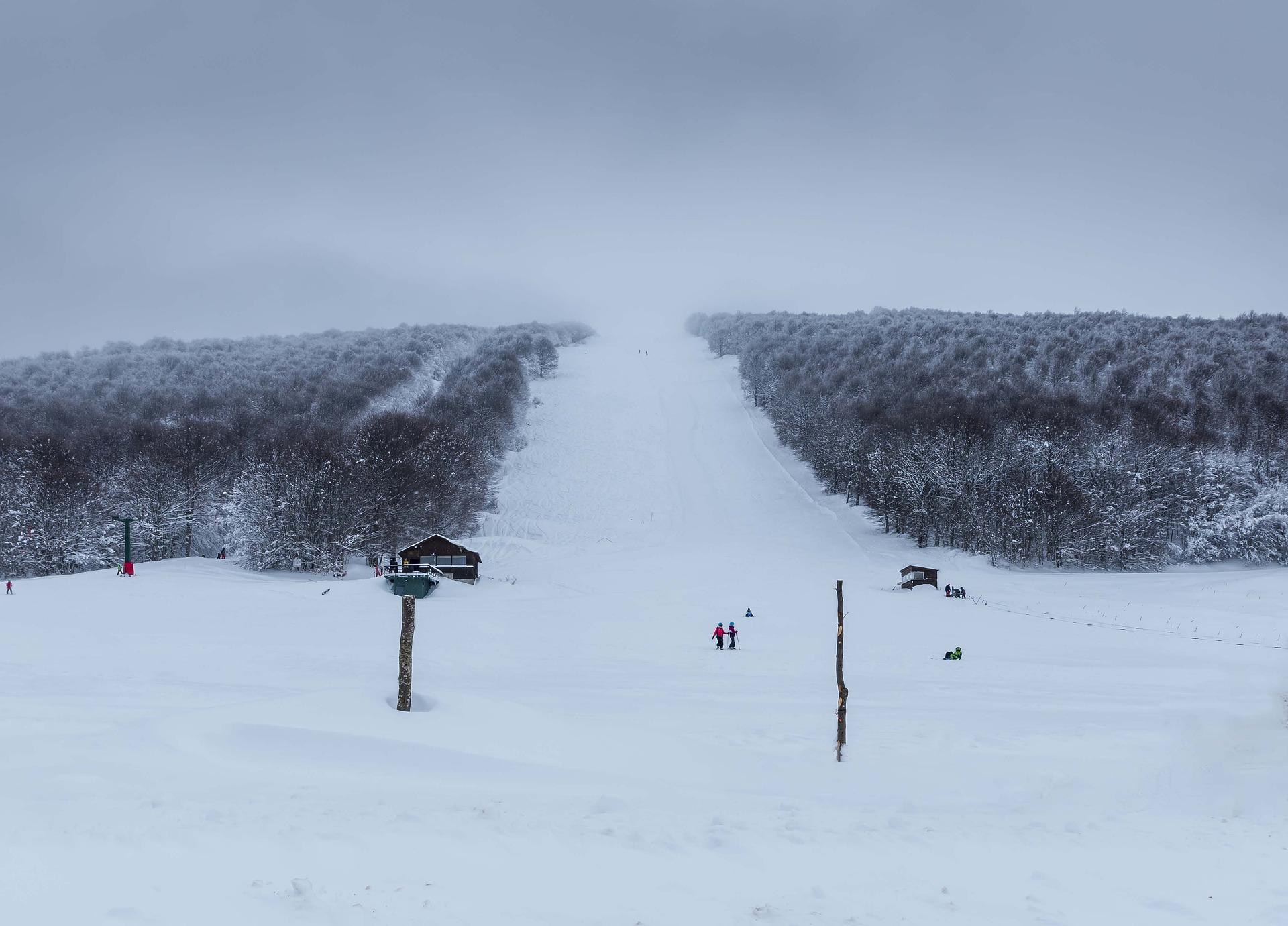 Χιονοδρομικό Βιτσίου © ioannis ioannidis