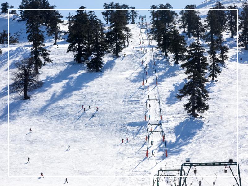 Χιονοδρομικό Βασιλίτσας © Verve231 | Getty Images