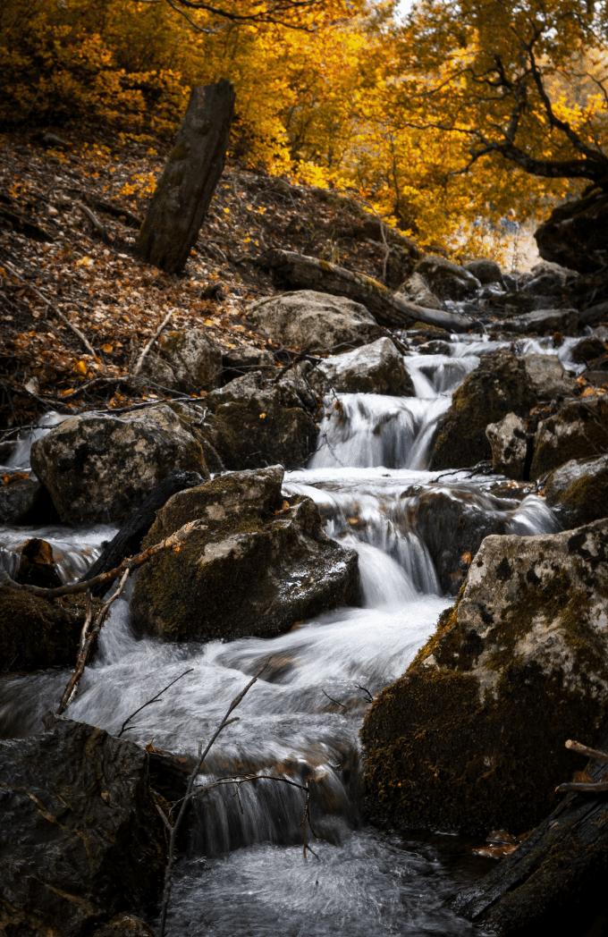 Waterfall Arrenes © Apostolos Natsis