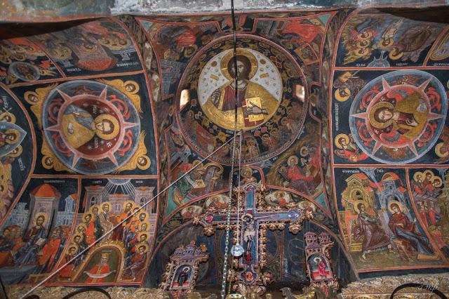 Εσωτερικό Ναού Ι.Μ. Αγ. Παρασκευής © Διονύσης Μπόσιακας