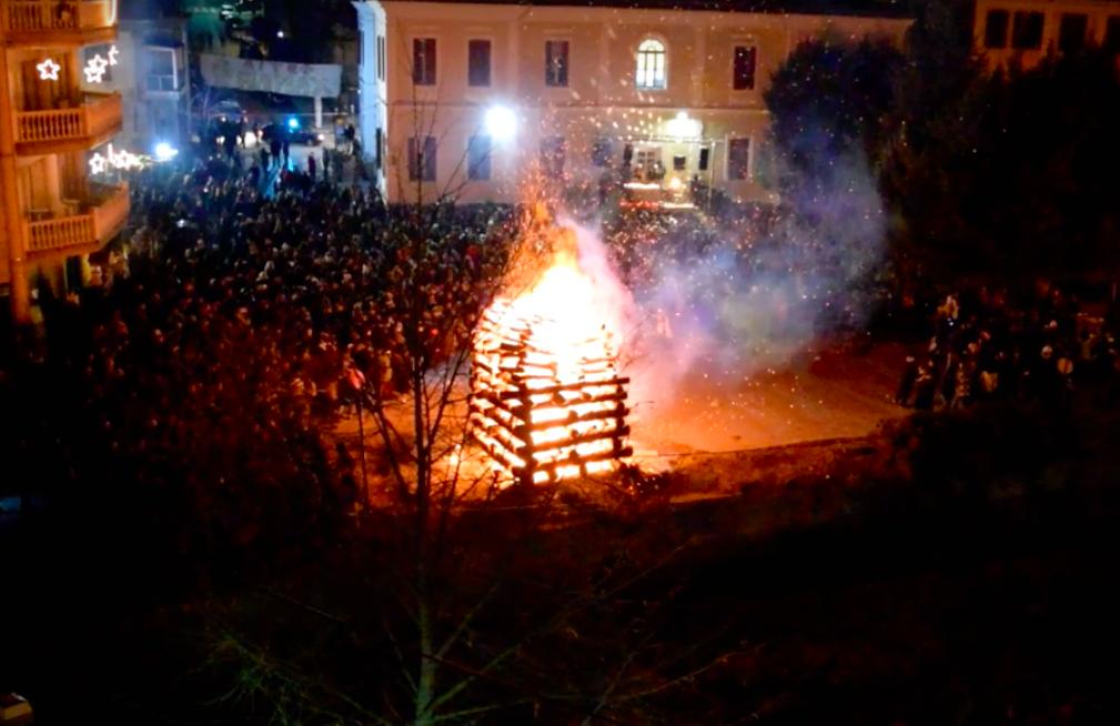 Φωτιές Φλώρινας © Ε.Τ.ΔΥ.ΜΑ