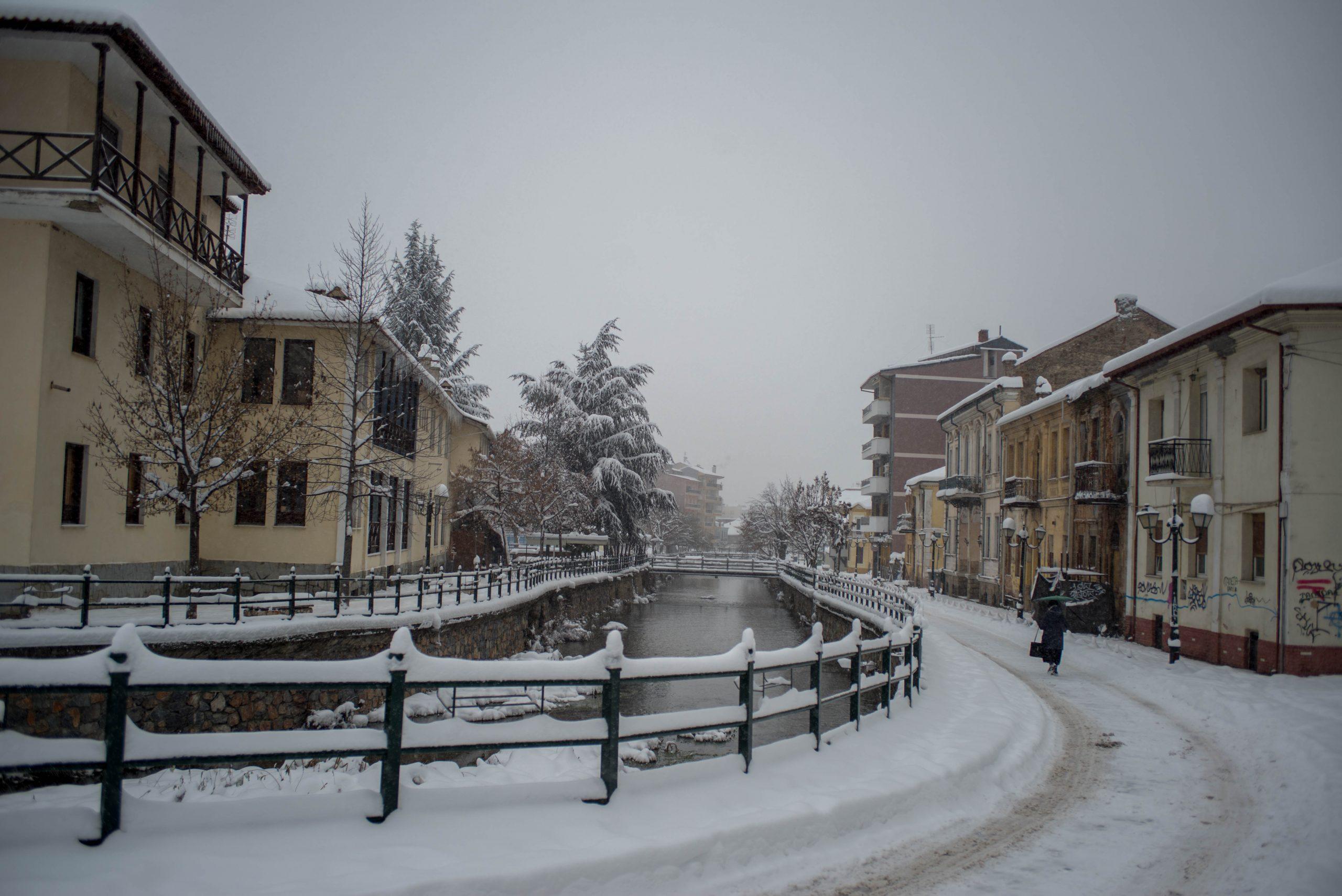 Χειμώνας στην Φλώρινα © Χρήστος Μήντσες